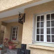 アンティークのある家,グレモン錠,フレンチヴォレー,アンティークドア,玄関ドア